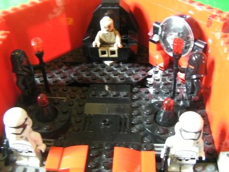 The Supremacy - Snoke's Throne Room
