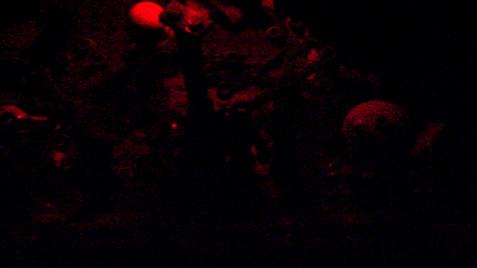 Villains' Base at Night