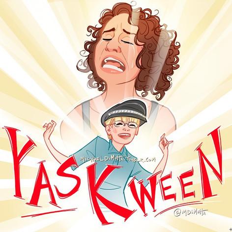 'Yas Kween' fan art