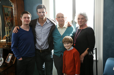 Mothers and Sons Press Event
