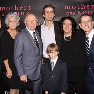 Mothers and Sons on Broadway Opening Night