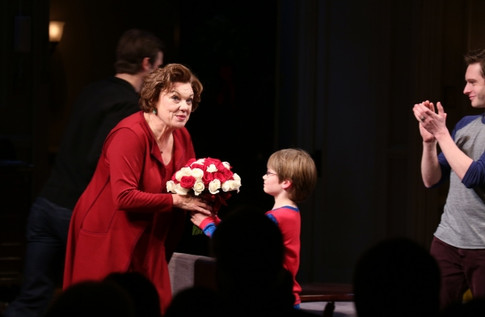 Mothers and Sons Opening Night