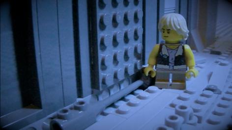 LEGO Fallen Nation: Alex