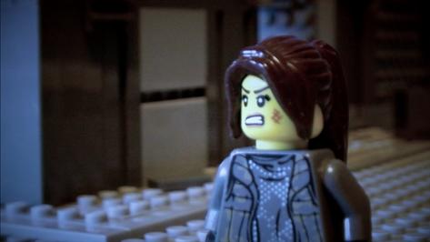 LEGO Fallen Nation: Ash