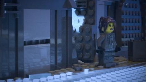 LEGO Fallen Nation: Ash's Life