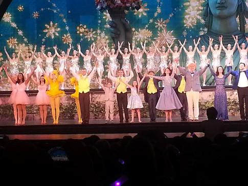 Radio City Spring Spectacular Curtain Call