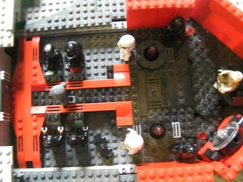 The Supremacy - Command Bridge and Throne Room