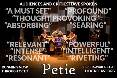 Petie - Poster