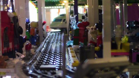 Subterranean Train Tracks