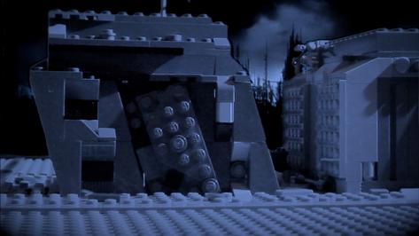 LEGO Fallen Nation: Ash's House