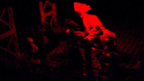 Villians' Base at Night