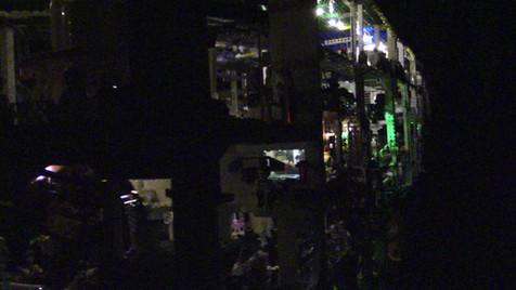 LEGO World at Night