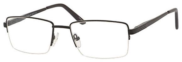 New York Eye Enhance EN4177 Matte Black 54-18-145