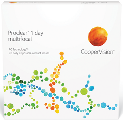 Proclear 1 Day Multifocal (90) Pack