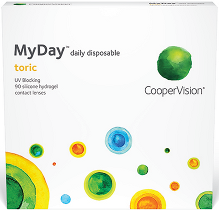 My day Toric (90-Pack)