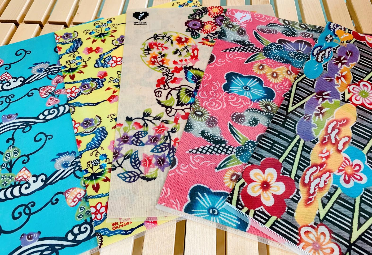 We Love Okinawa クリアファイル