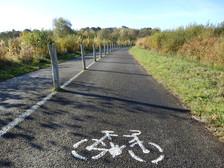 opale à vélo pistes cyclo