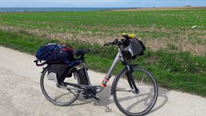 opale à vélo week end