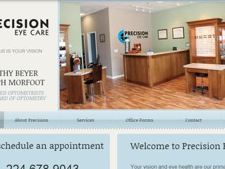 Enjoy the new www.Precision2020.com website