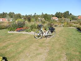 A vélo autour de Hardelot