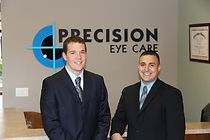Picture of doctors of Precision Eye Care