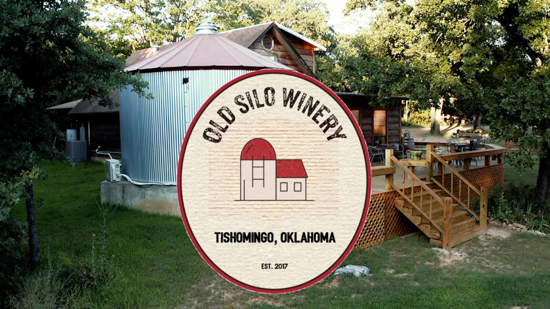 Homebird Studios: The Old Silo Winery