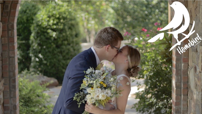 Homebird Studios // Odell Wedding
