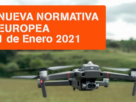 😲 Últimos meses para poder realizar el curso de piloto de Dron sin el examen de AESA!