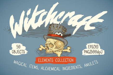 Witchcraft Illustration Collection
