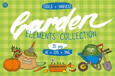 Garden Elements Collection