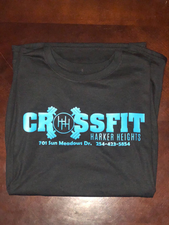 Happy Thanksgiving from CrossFit Harker Heights and our team!
