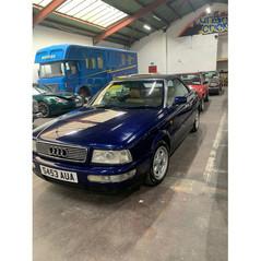 1998 Audi 80, 1.8, Cabriolet