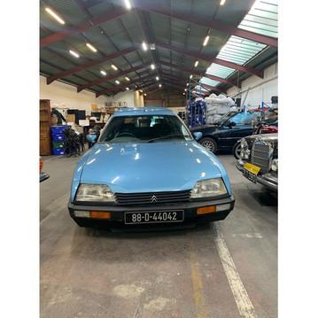 1988 Citroen CX Famililie