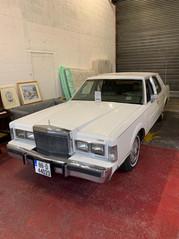 1988 Lincoln Towncar