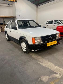 1982 Opel Kadett 1.6SR