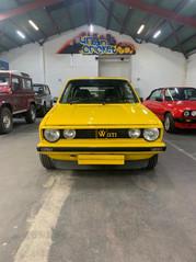 1982 VW Golf Mark 1