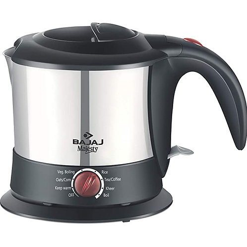 Bajaj Electric Kettle Majesty KTX9 1ltr
