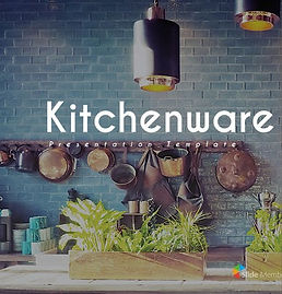 kitchenware_powerpoint_templates_design_