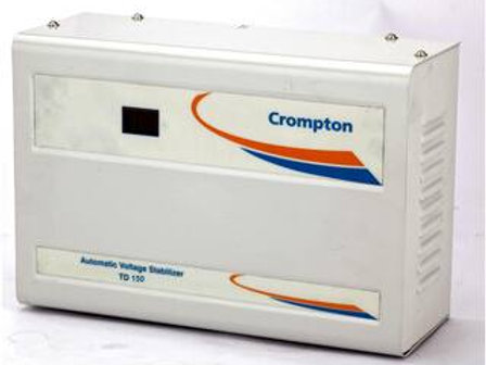 Crompton Voltage Stabilizer TD-1.5TAC 150V
