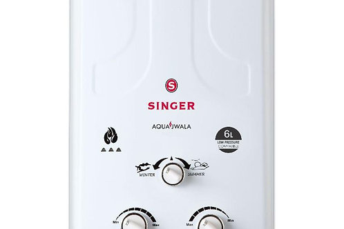 Singer Gas Water Heater