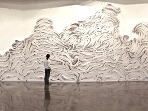 "Jae Ko: ""Flow"" at Contemporary Arts Museum Houston, Texas"