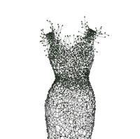 Dark Jade Dress