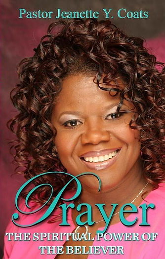 Pastor Jeanette Coats Book
