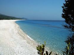 ksamil spiaggia