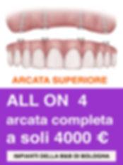 Arcato Superiore All on 4