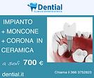 Listino prezzi protesi dentali