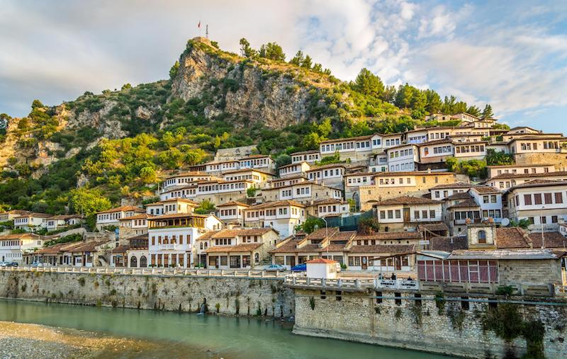 Berat-Old-City-Albania