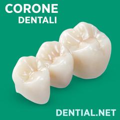 Corone dentali in clinica a Durazzo