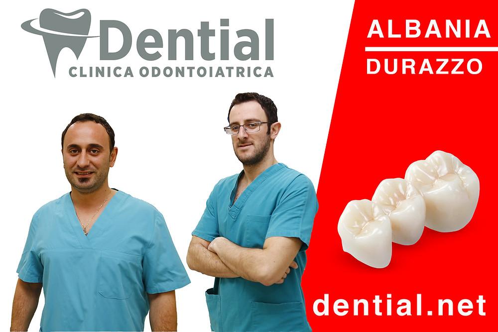 Dentisti in Albania Durazzo