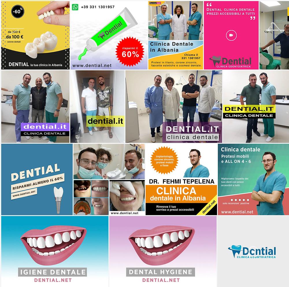 Studio dentistico a Durazzo